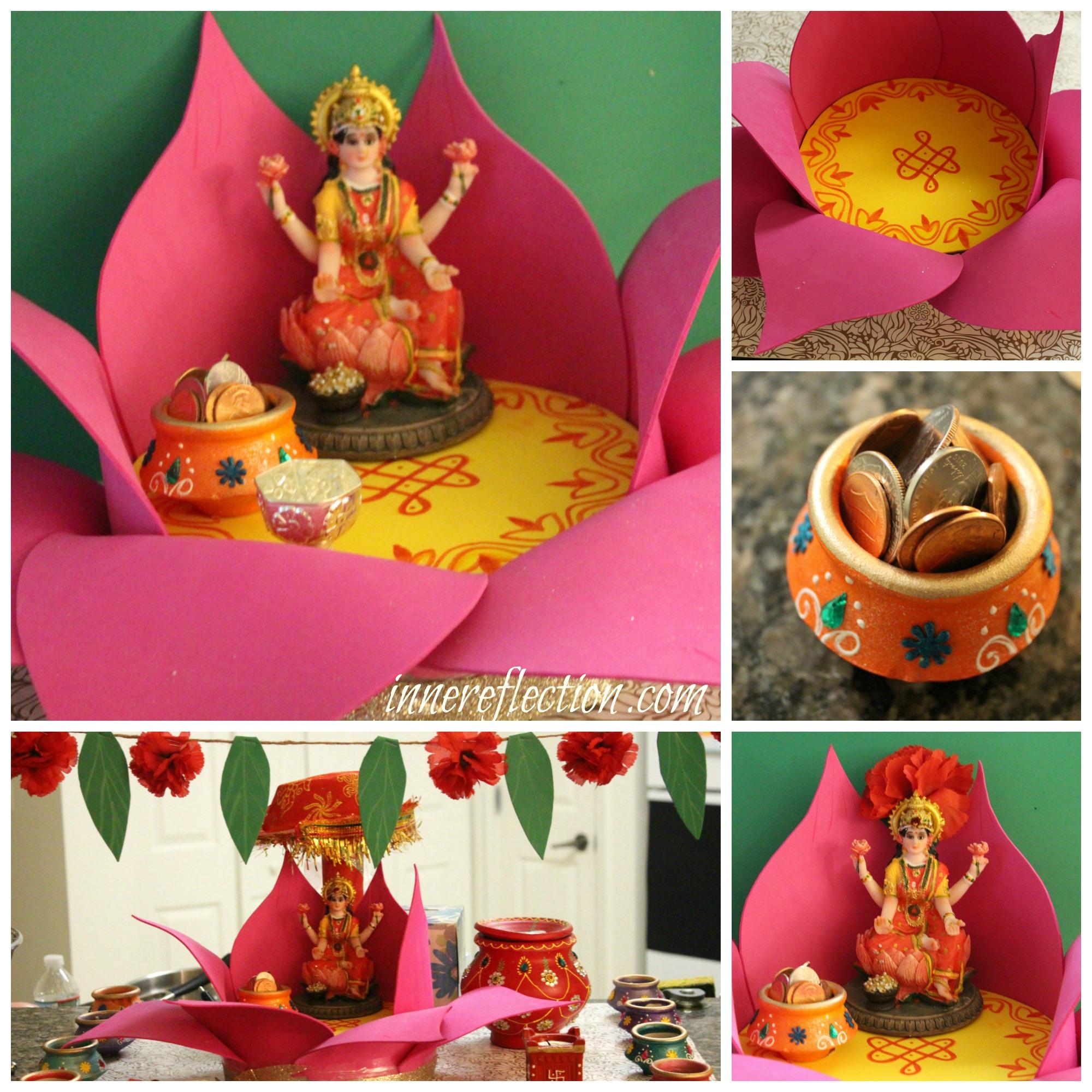 Diy Lotus Flower Innereflection