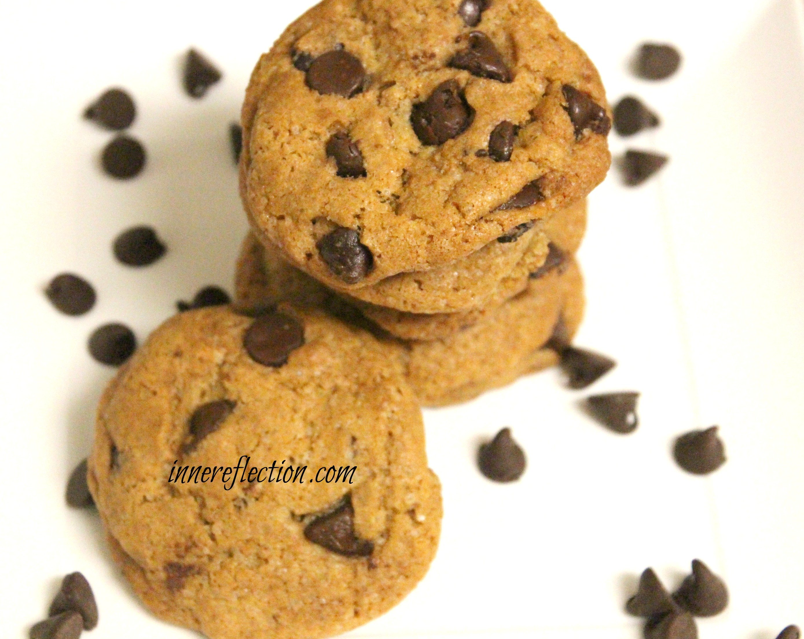 The Perfect Chocolate Chip Cookies - innereflection
